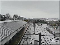 NT9953 : Berwick Station by Alan Murray-Rust