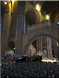 SJ3589 : Dutch choir in the Anglican Cathedral by John S Turner
