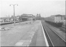 SP1955 : Stratford Upon Avon Station by Michael Westley