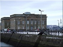 NS2876 : Greenock Customs House by Thomas Nugent