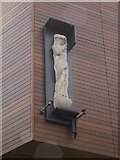 """SX9292 : The statue """"Despair"""" in Exeter Princesshay by David Smith"""