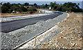 J3580 : Building the M5 near Rushpark, Whiteabbey (4) by Albert Bridge