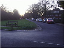 TQ2688 : Kingsley Way junction with Neville Drive by David Howard
