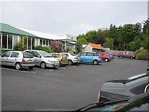 C9239 : Bushmills Garden Centre by Willie Duffin