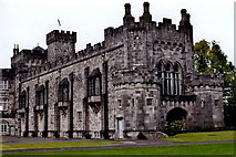 S5055 : Kilkenny Castle - Rear view of north wing by Joseph Mischyshyn