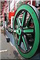 SD7009 : Rotative steam fire-pump, Bolton steam Museum by Chris Allen