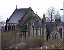 NS5565 : Govan Old Parish Church by Thomas Nugent