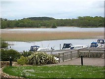 G8606 : Eastern end of Lough Key by Oliver Dixon