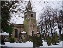 NZ2568 : Gravestones in Gosforth Parish Church by Philip Barker