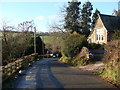 SO4200 : Approaching the B4235, Llangwm by Ruth Sharville