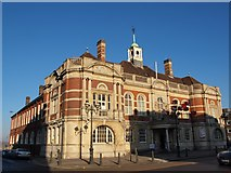 TQ2775 : Battersea Arts Centre, the former Town Hall by tristan forward