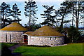 N0030 : Clonmacnoise - Visitor Centre by Joseph Mischyshyn
