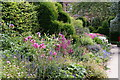 SD3577 : A herbaceous border at Holker Hall by Bill Boaden