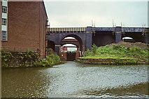 SJ8297 : Hulme Locks by Robin Webster