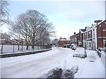 SE3321 : College Grove Road by Christine Johnstone