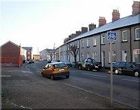 ST3288 : Phillip Street, Newport by Jaggery