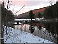 SO0514 : Bridge between Pontsticill and Pentwyn Reservoirs by Gareth James