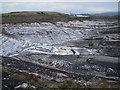 SX8476 : South side of Newbridge ball clay quarry by Robin Stott