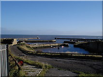NZ4349 : Seaham - Harbour by Dave Bevis