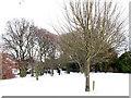 TQ4371 : Walden Recreation Ground - north end by Stephen Craven