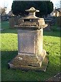 ST8992 : Memorial, churchyard, Tetbury by Derek Harper