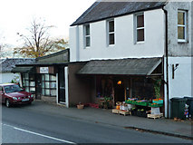 NN2904 : Shop at Arrochar next to the Tipsy Laird by Phil Champion