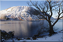 NY1618 : Crummock Water and Mellbreak by Ian Taylor