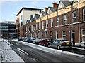 J3373 : Snow on Pakenham Street by Rossographer