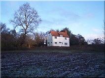 TQ6637 : Little Owl House by David Anstiss