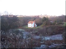TQ6637 : Little Owl House, seen from Mount Pleasant Hill by David Anstiss