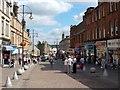 NS7255 : Shopping precinct, Hamilton by Lairich Rig
