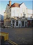 SP0786 : The Old Fox, 54-56 Hurst Street by P L Chadwick