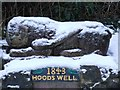NS3274 : Hoods Well by Thomas Nugent