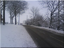 SK0395 : Woodhead Road, Glossop by Benjamin Hopkins