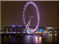 TQ3080 : London Eye by David Dixon
