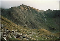 SH6459 : Idwal Slabs and the Idwal Stream by Richard Law
