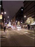 TQ2980 : Shaftesbury Avenue by David Dixon