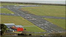 J4972 : Newtownards aerodrome (3) by Albert Bridge