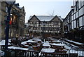 SJ8398 : The Old Wellington Inn, The Shambles by N Chadwick