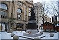 SJ8398 : War Memorial, near St Ann's Square by N Chadwick