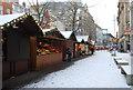 SJ8398 : European Christmas Market, St Ann's Square by N Chadwick