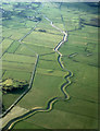 SD4687 : Lyth Valley from the air by Ian Taylor