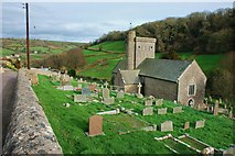 SY1988 : The Church of Saint Winifred, Branscombe, Devon by Eugene Birchall
