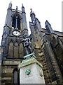 NZ2464 : Royal Tank Regiment War Memorial, St Thomas' Church by Andrew Curtis