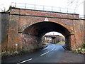 SJ4469 : Two railway bridges at Mickle Trafford - 2 by John S Turner