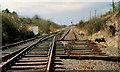 J3384 : Realigned railway, Monkstown, Newtownabbey by Albert Bridge