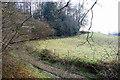 TQ3734 : Bridleway towards Stone Farm Rocks by Robin Webster