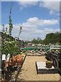 SU5746 : Garden centre weather by Sandy B