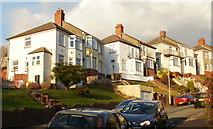 ST3288 : Tennyson Road, Newport by Jaggery