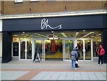 SU1584 : Bhs, Regent Street, Swindon by Brian Robert Marshall